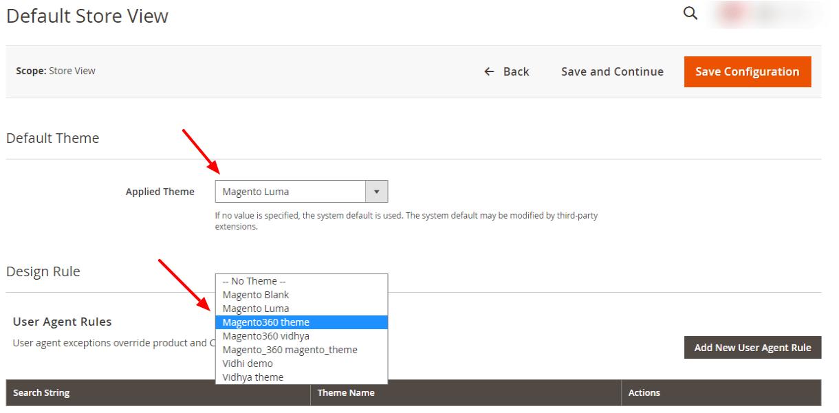 Create Custom Theme in Magento2